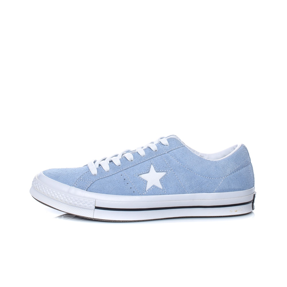CONVERSE – Unisex παπούτσια CONVERSE One Star Ox γαλάζια