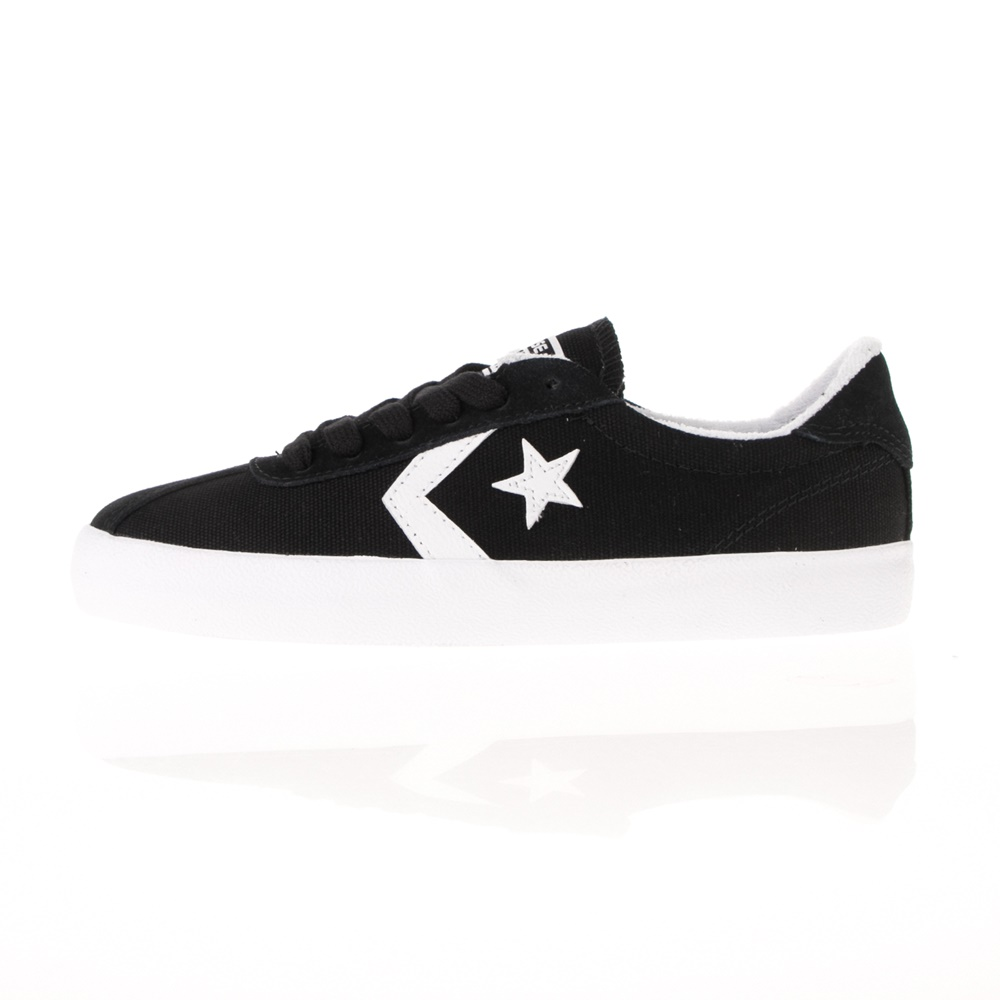 CONVERSE – Unisex sneakers CONVERSE Breakpoint Ox μαύρα