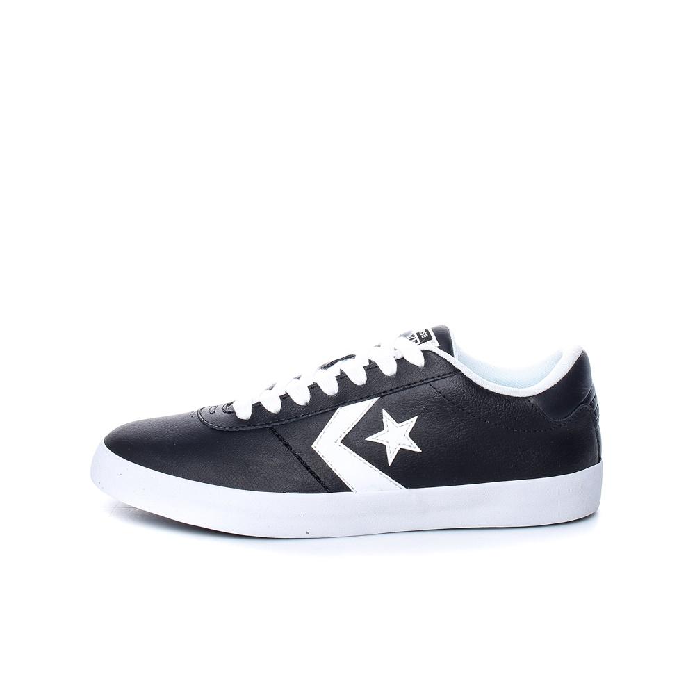 CONVERSE – Unisex παπούτσια CONVERSE POINT STAR μαύρα