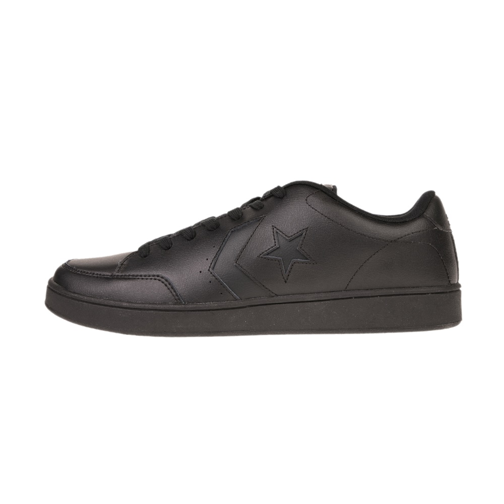CONVERSE – Unisex sneakers CONVERSE STAR COURT μαύρα
