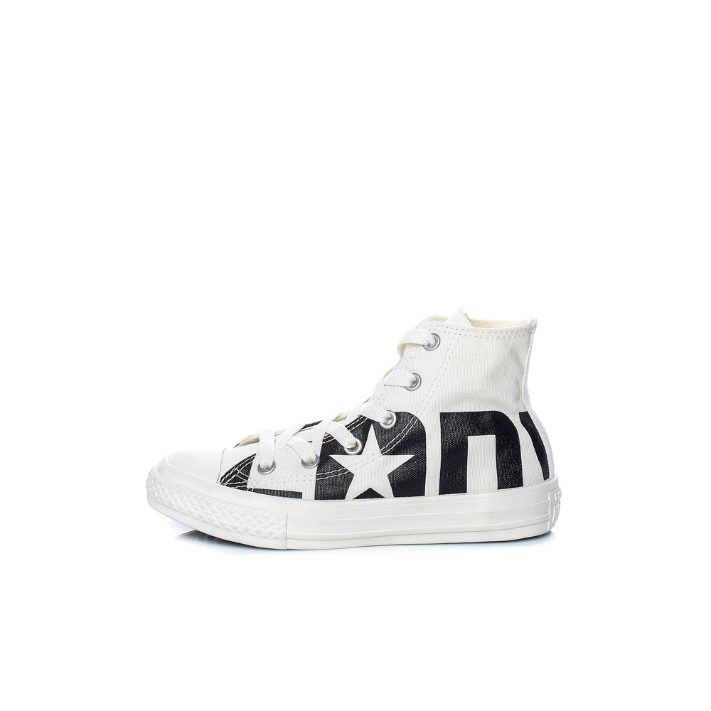 -30% Factory Outlet CONVERSE – Παιδικά παπούτσια CONVERSE Chuck Taylor All  Star Hi λευκά 70f20a0a1c2