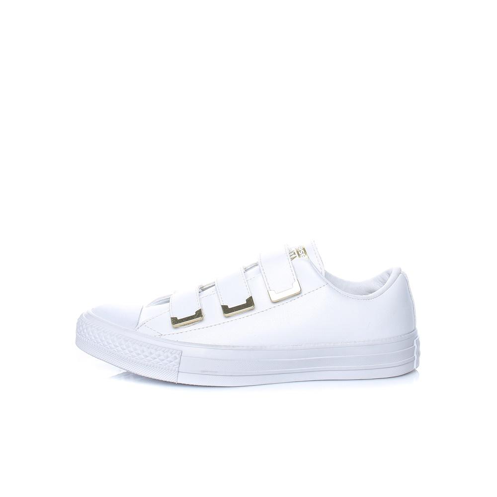 CONVERSE – Γυναικεία παπούτσια CONVERSE Chuck Taylor All Star 3V Ox λευκά