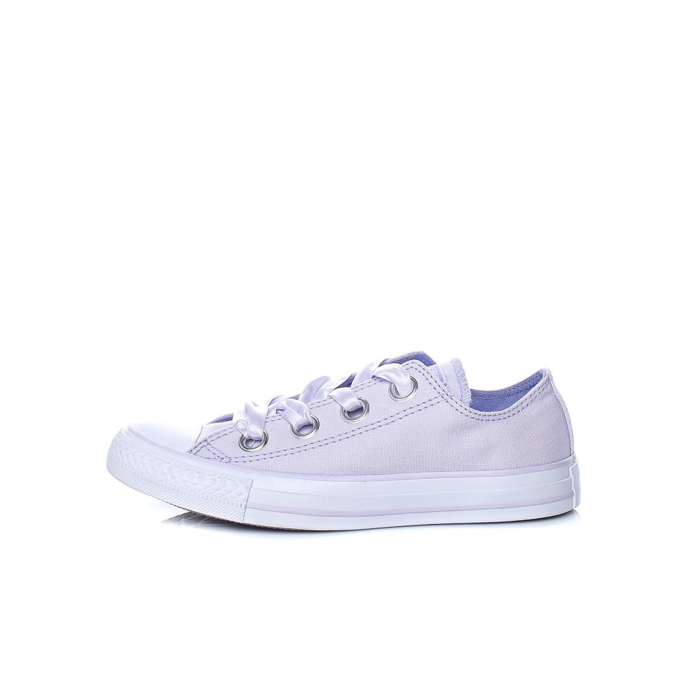 CONVERSE – Γυναικεία παπούτσια Chuck Taylor All Star Big Eyel λιλά