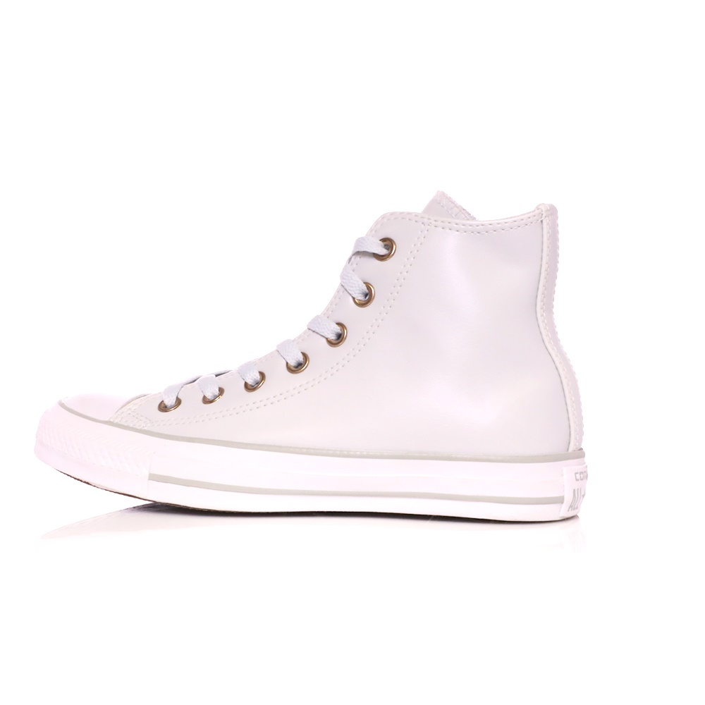 CONVERSE – Γυναικεία ψηλά sneakers CONVERSE Chuck Taylor All Star Hi γκρι