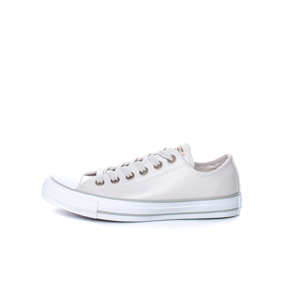 CONVERSE – Γυναικεία παπούτσια Converse CHUCK TAYLOR ALL STAR εκρού