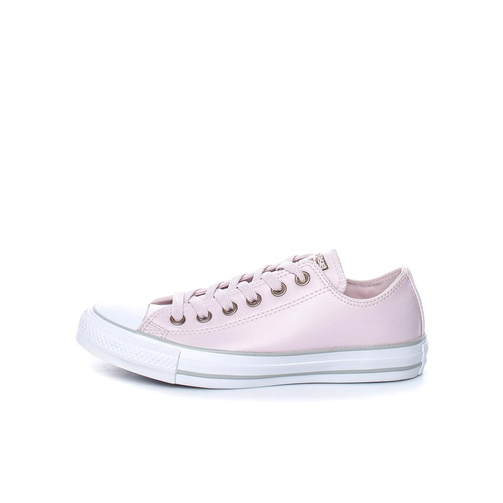 c09878b9af1 CONVERSE - Γυναικεία παπούτσια Converse CHUCK TAYLOR ALL STAR ροζ