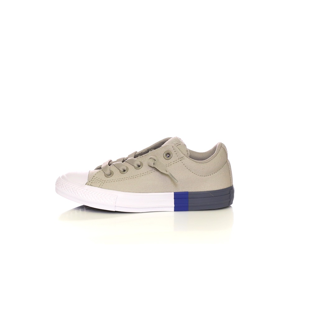 CONVERSE – Παιδικά sneakers Converse Chuck Taylor All Star Street S μπεζ