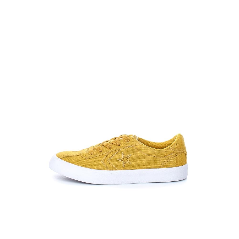 CONVERSE – Παιδικά παπούτσια Breakpoint Ox μουσταρδί