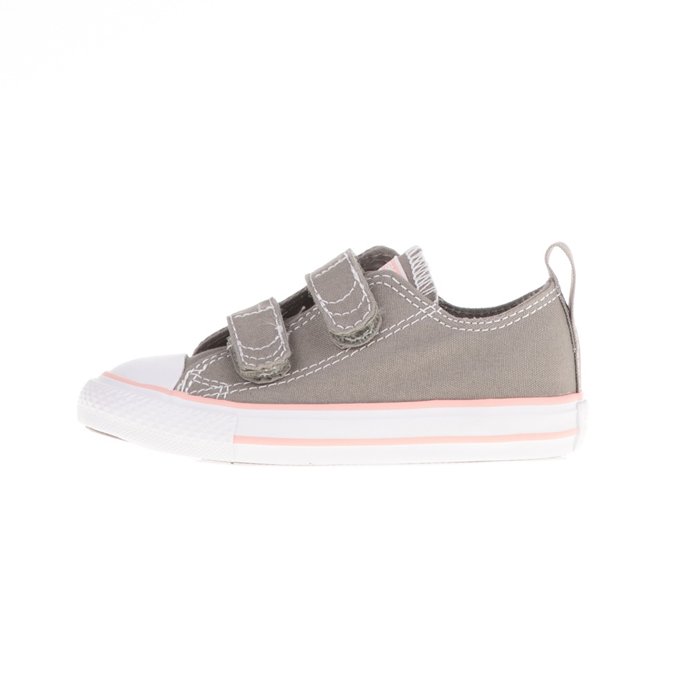 CONVERSE – Βρεφικά παπούτσια CONVERSE CHUCK TAYLOR ALL STAR OX χακί