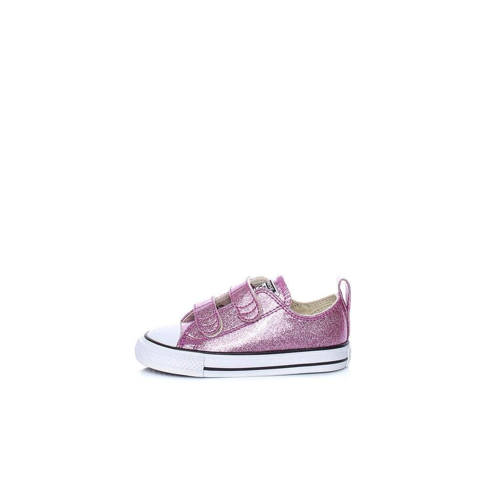-31% Factory Outlet CONVERSE – Βρεφικά παπούτσια Chuck Taylor All Star V Ox  μοβ 8e81f7f583e