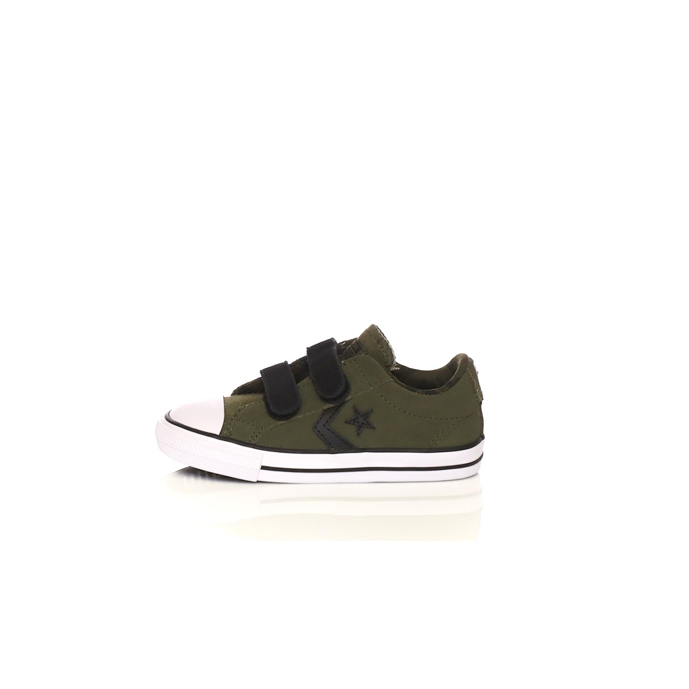 CONVERSE – Βρεφικά sneakers Converse Star Player Ox λαδί