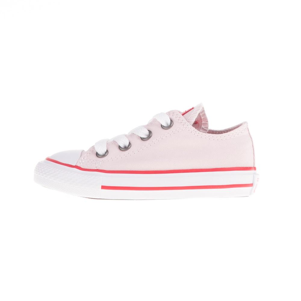 CONVERSE – Βρεφικά παπούτσια CONVERSE CHUCK TAYLOR ALL STAR HI ροζ