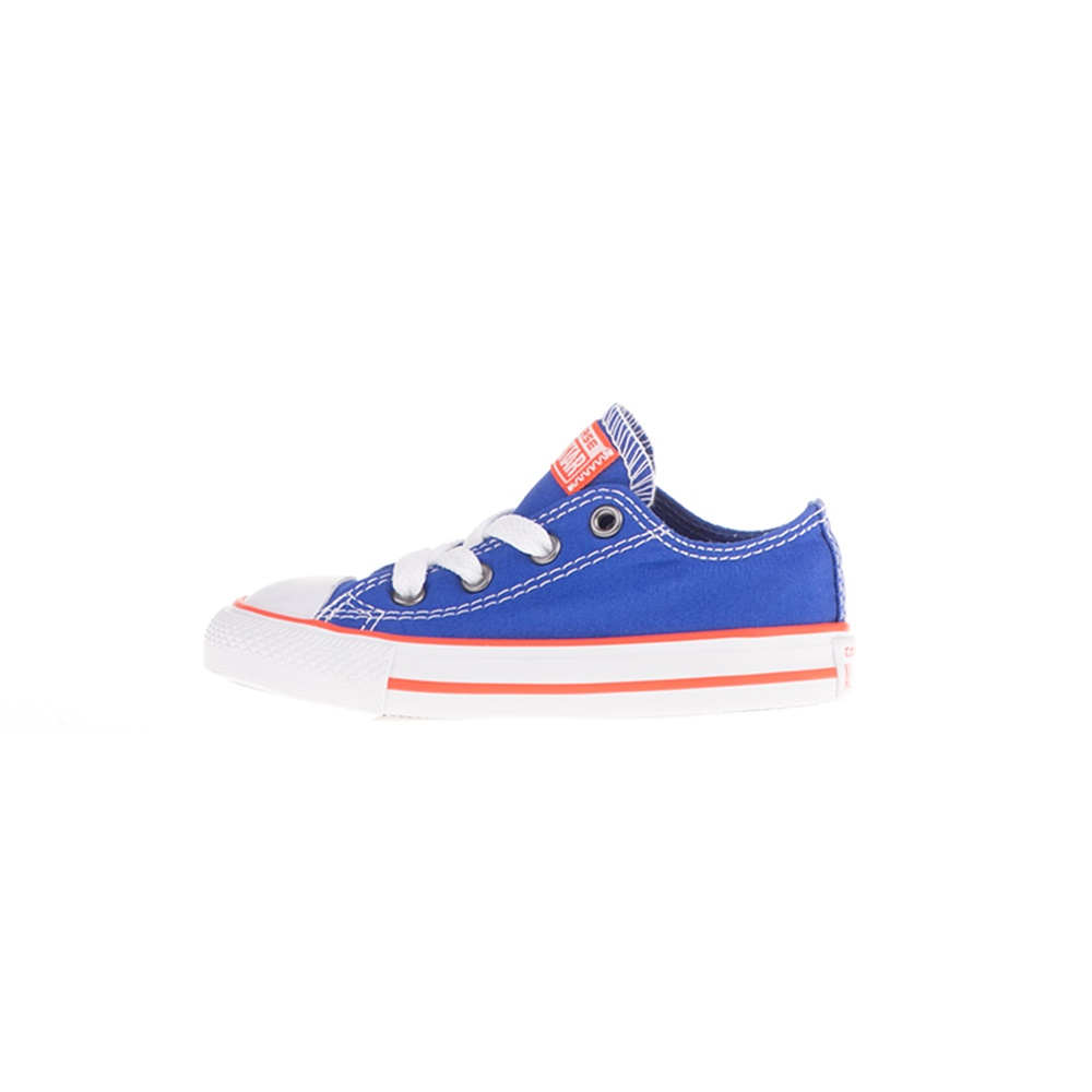 CONVERSE – Βρεφικά παπούτσια CONVERSE CHUCK TAYLOR ALL STAR OX μπλε