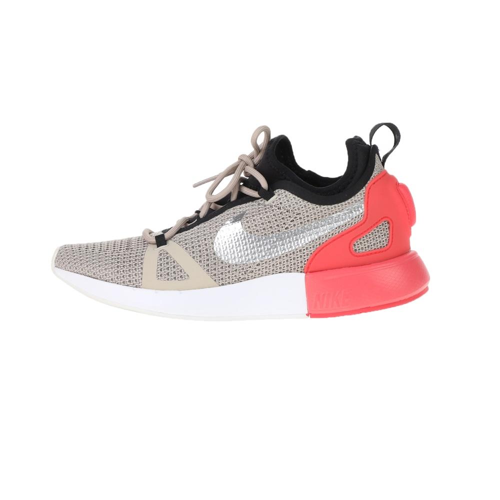 NIKE - Γυναικεία παπούτσια NIKE DUEL RACER μπέζ γυναικεία παπούτσια αθλητικά running