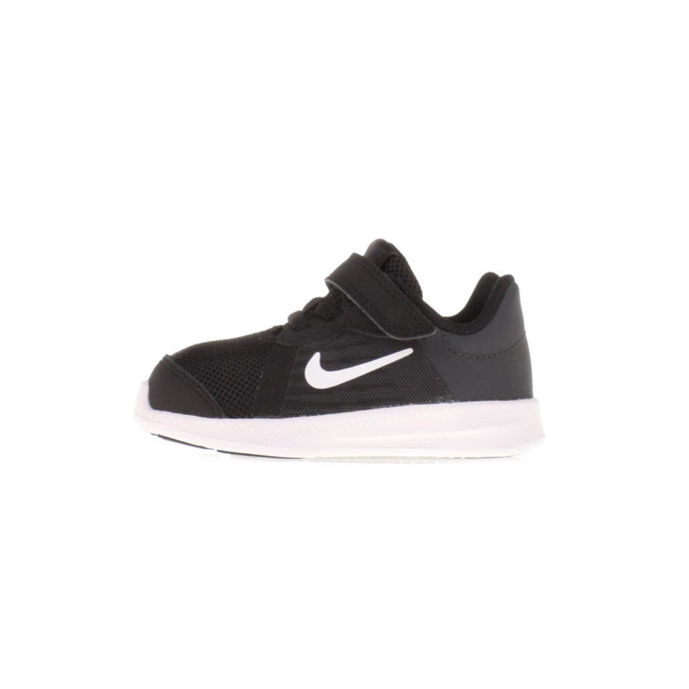 NIKE – Βρεφικά αθλητικά παπούτσια ΝΙΚΕ DOWNSHIFTER 8 (TDV) μαύρα
