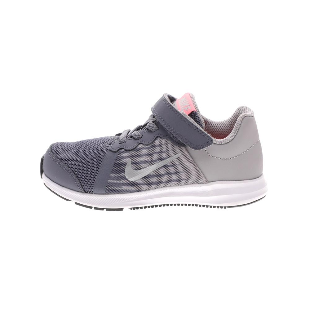 NIKE – Παιδικά παπούτσια running NIKE DOWNSHIFTER 8 (PSV) γκρι-ροζ