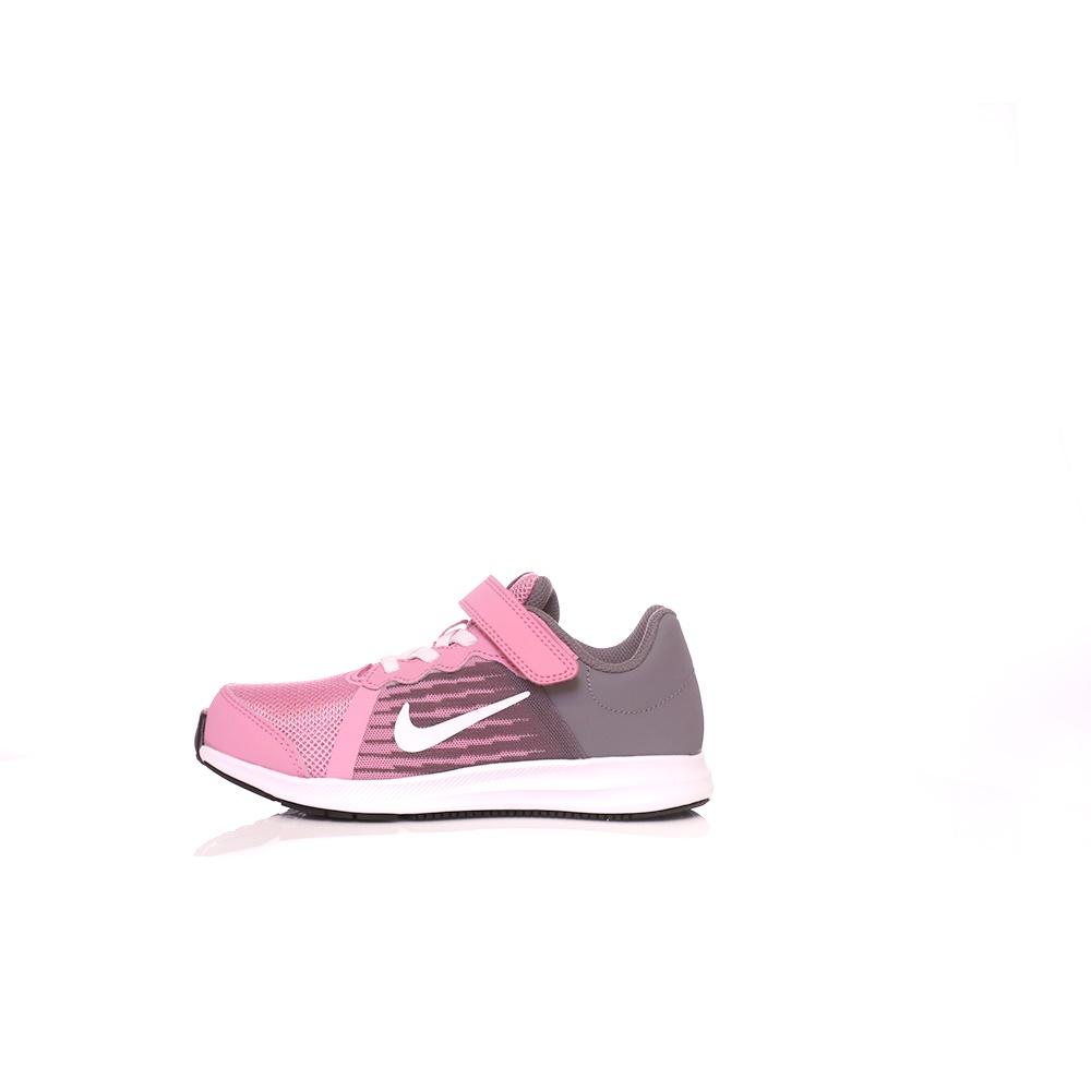 NIKE – Παιδικά παπούτσια NIKE DOWNSHIFTER 8 (PSV) ροζ-γκρι