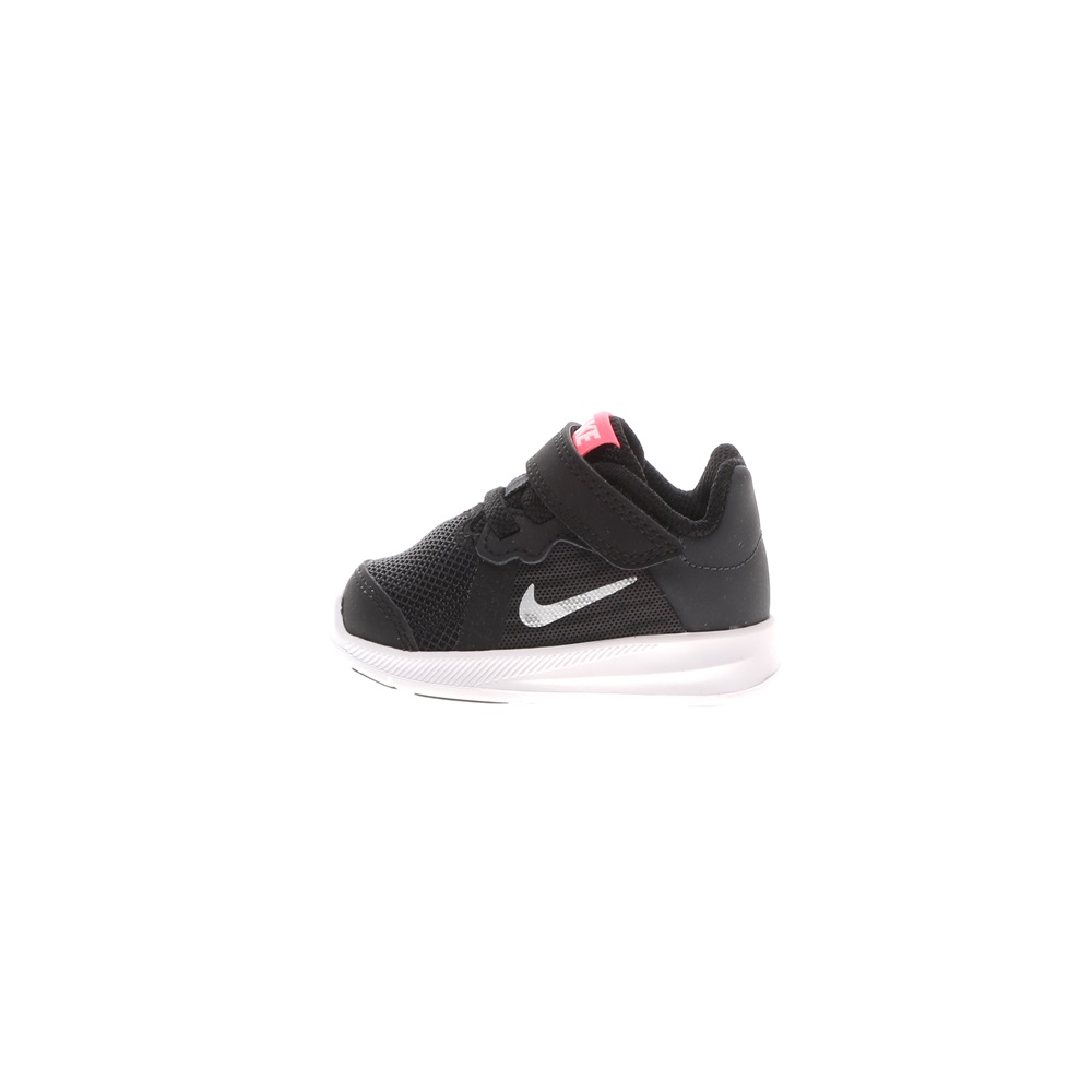 NIKE – Βρεφικά αθλητικά παπούτσια DOWNSHIFTER 8 (TDV) μαύρα