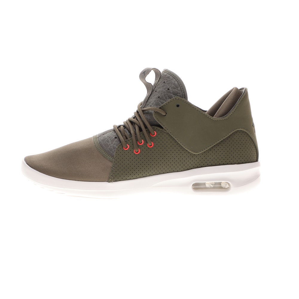 NIKE – Ανδρικά παπούτσια basektball ΝΙΚΕ AIR JORDAN FIRST CLASS λαδί