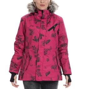 EMERSON. Γυναικείο μπουφάν EMERSON ροζ 3f71c2049e9