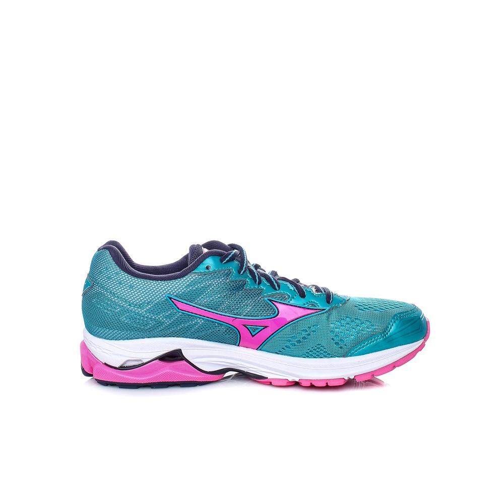 MIZUNO – Γυναικεία αθλητικά παπούτσια Wave Rider 20 πράσινα