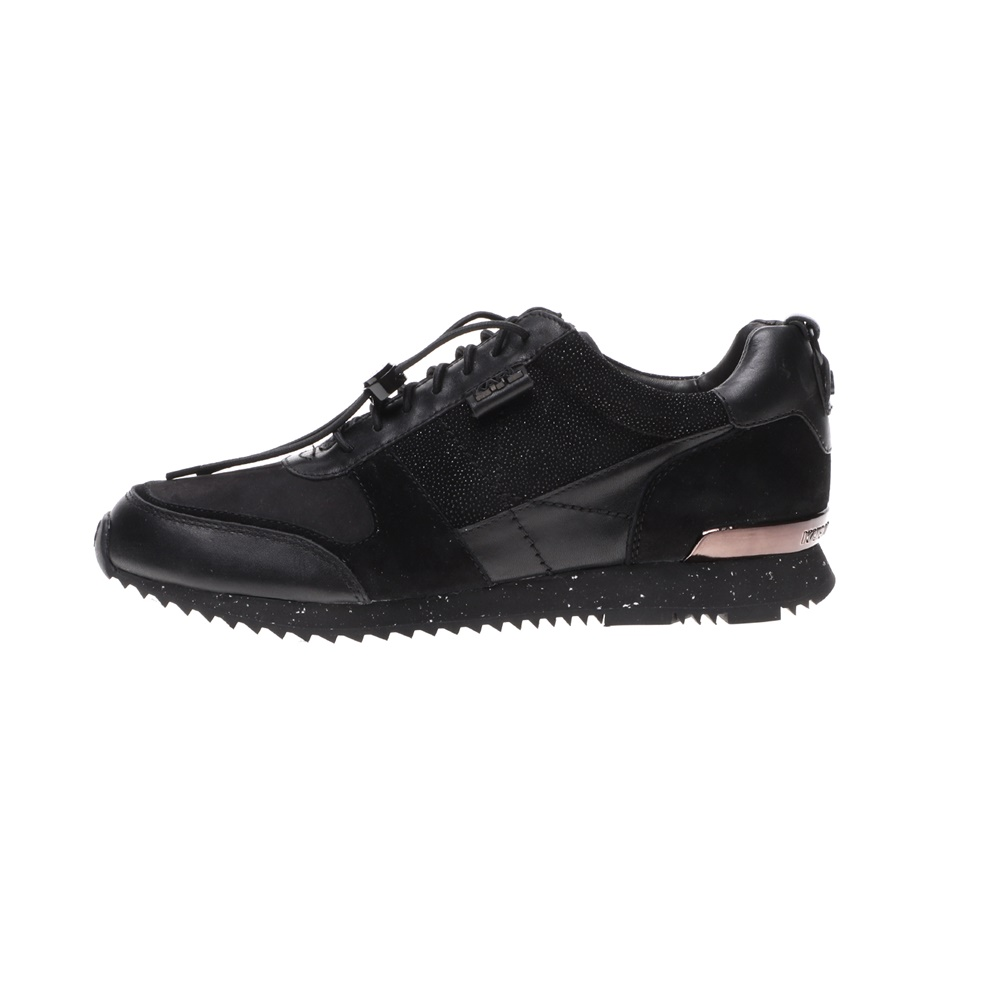 KARL LAGERFELD – Ανδρικά sneakers KARL LAGERFELD VELOCITOR Signia Stitch Mix μαύρα