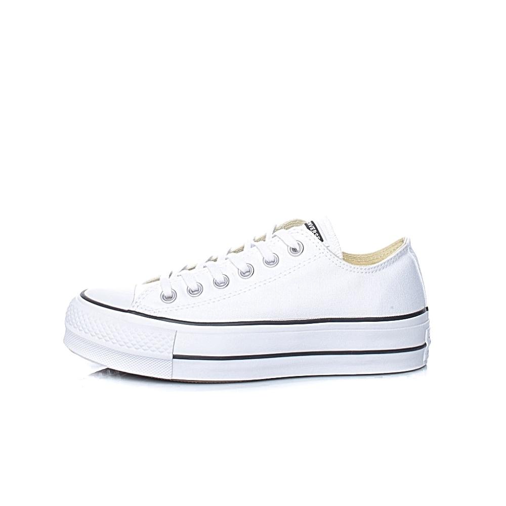 CONVERSE – Γυναικεία παπούτσια CHUCK TAYLOR ALL STAR LIFT λευκά