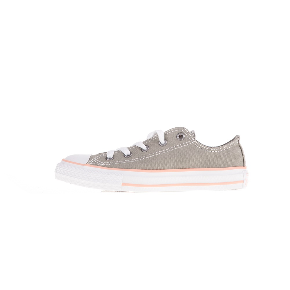CONVERSE – Παιδικά παπούτσια CONVERSE CHUCK TAYLOR ALL STAR χακί