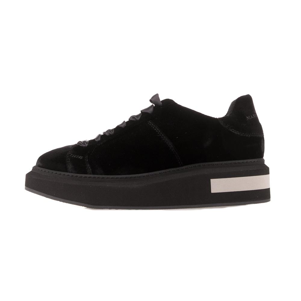 MANUEL – Γυναικεία sneakers Manuel Barcelo μαύρο