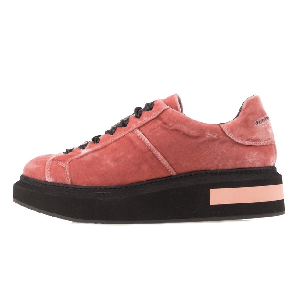 MANUEL – Γυναικεία sneakers MANUEL Barcelo ροζ