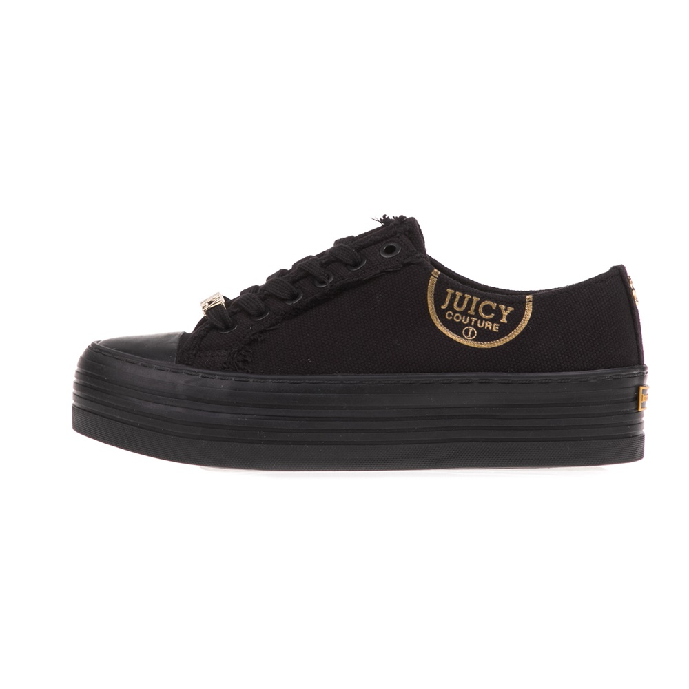 JUICY COUTURE – Γυναικεία sneakers ZANDRA JUICY COUTURE μαύρα