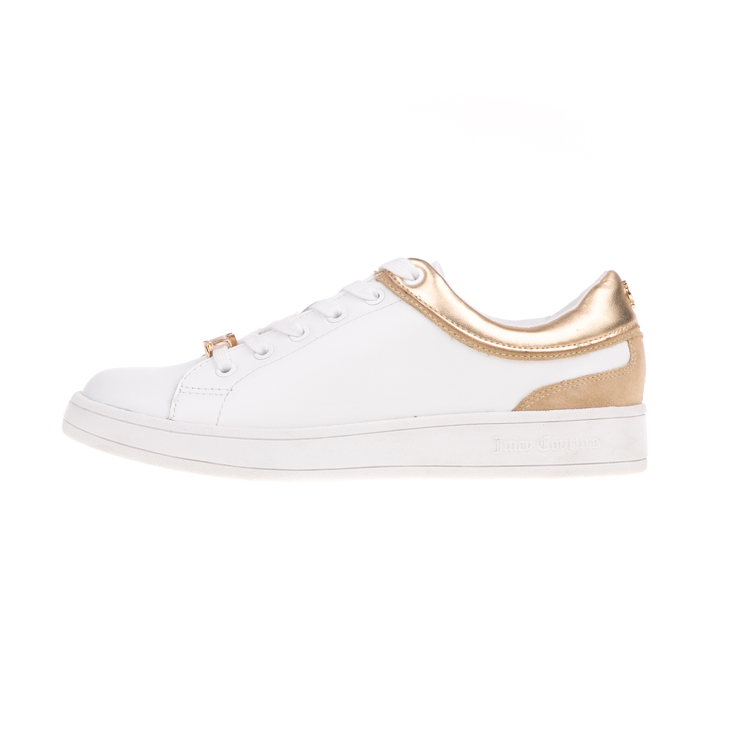JUICY COUTURE – Γυναικεία sneakers JELLY JUICY COUTURE λευκά