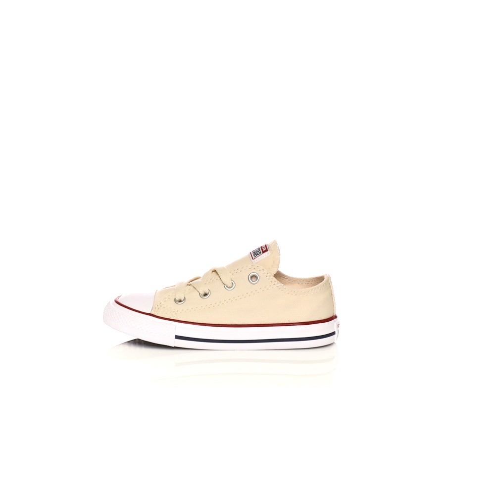 CONVERSE – Βρεφικά sneakers Converse Chuck Taylor All Star Ox μπεζ
