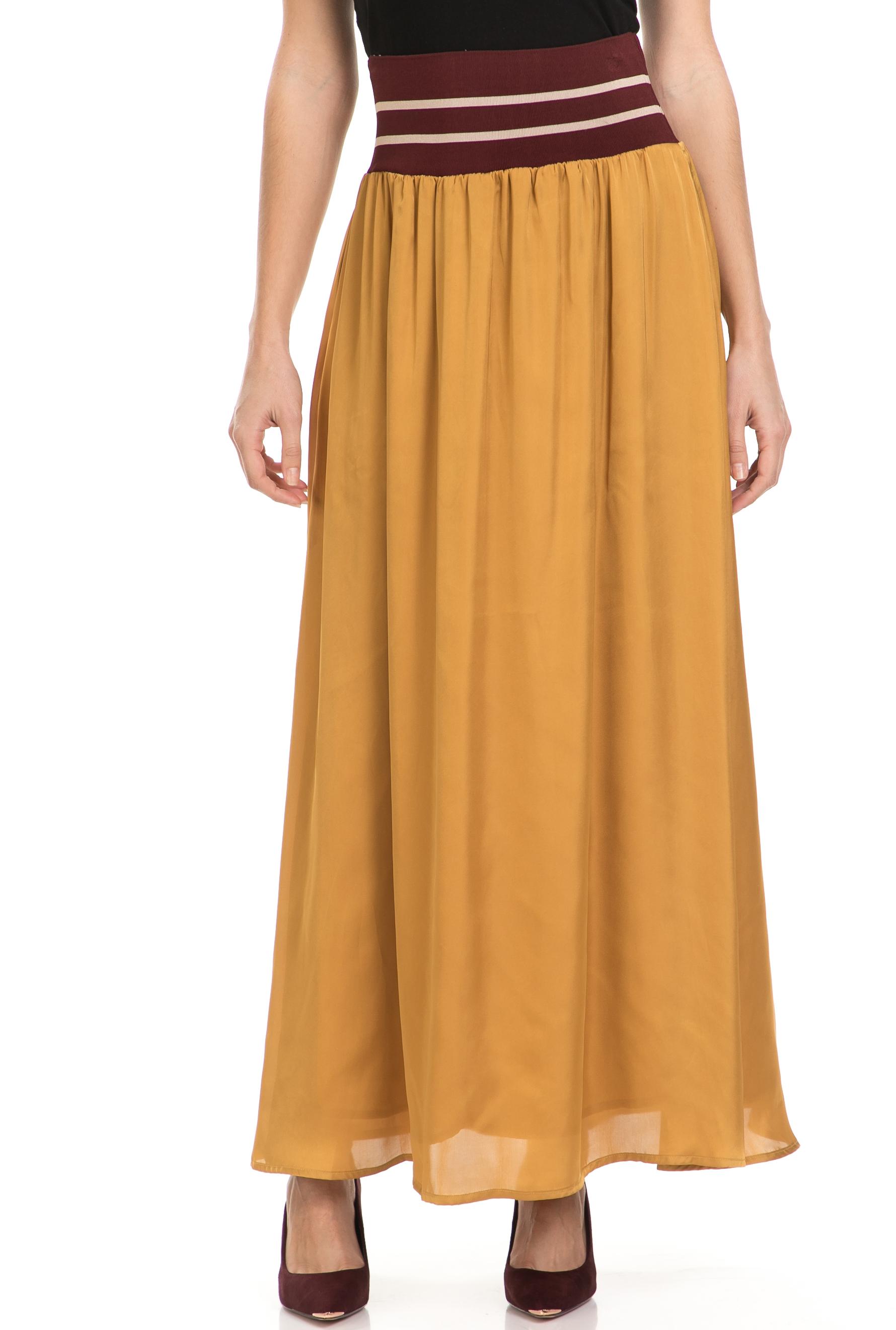 SCOTCH & SODA - Γυναικεία φούστα SCOTCH & SODA κίτρινη