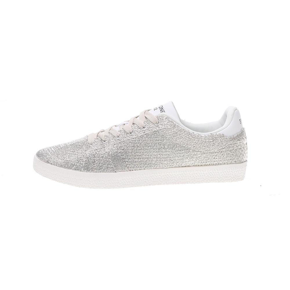PANTONE – Unisex sneakers PANTONE FLY ασημί