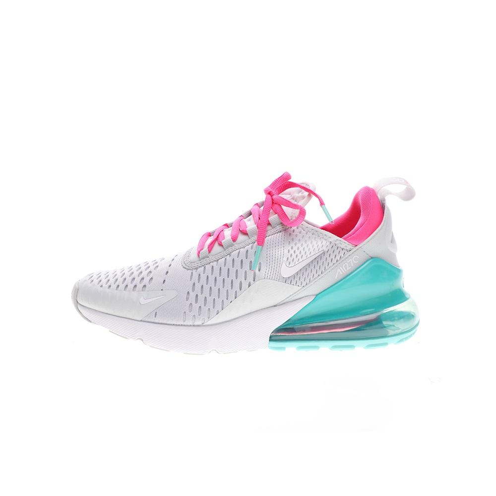 NIKE – Γυναικεία παπούτσια running ΝΙΚΕ AIR MAX 270 λευκά ροζ