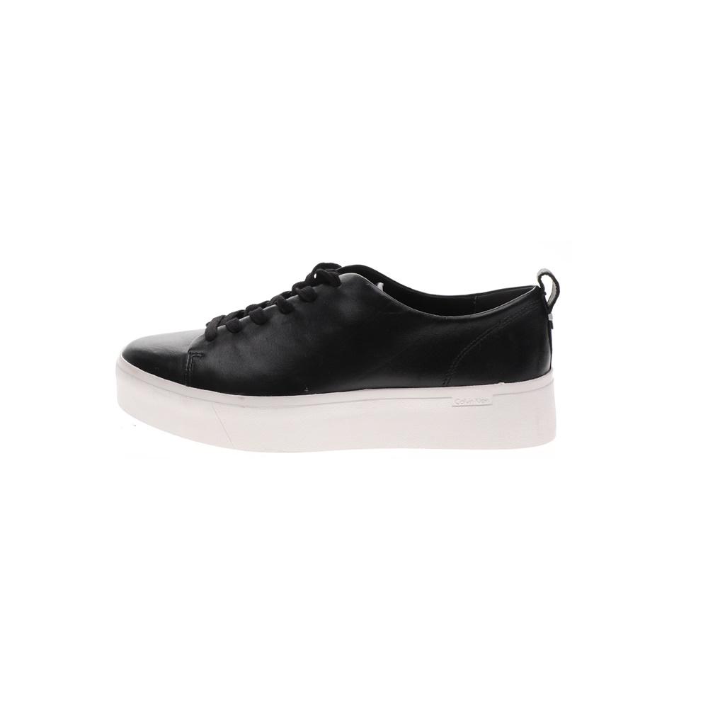 CALVIN KLEIN JEANS – Γυναικεία sneakers CALVIN KLEIN JEANS JANET μαύρα