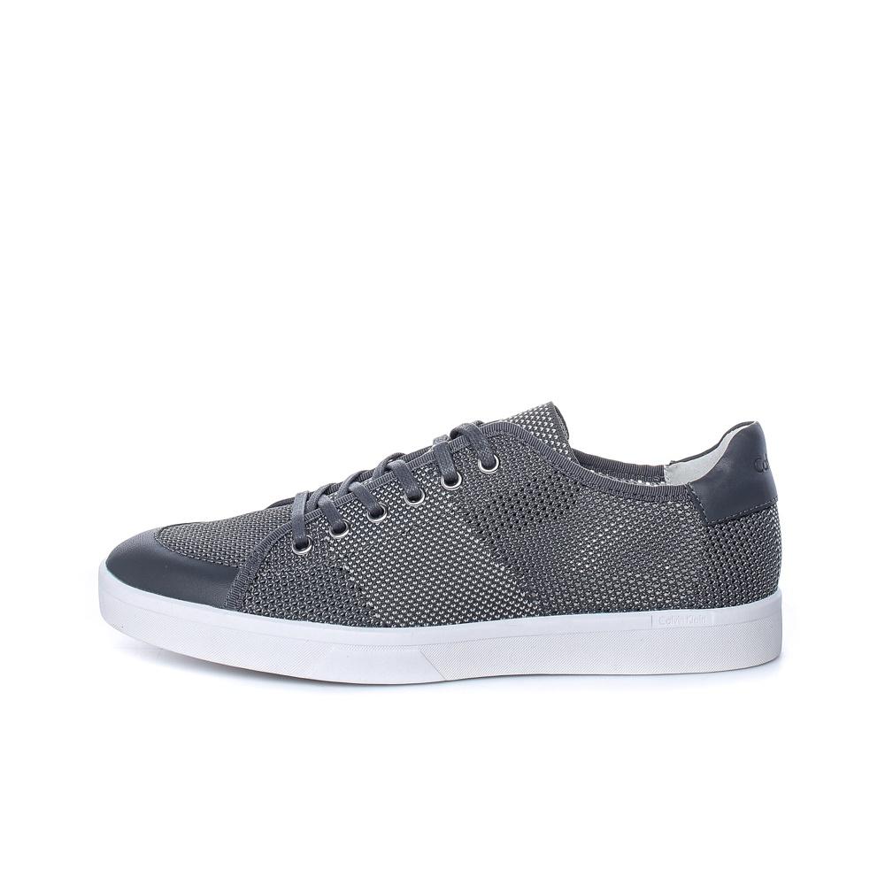 CALVIN KLEIN JEANS – Ανδρικά sneakers CALVIN KLEIN JEANS IYLER 2 γκρι