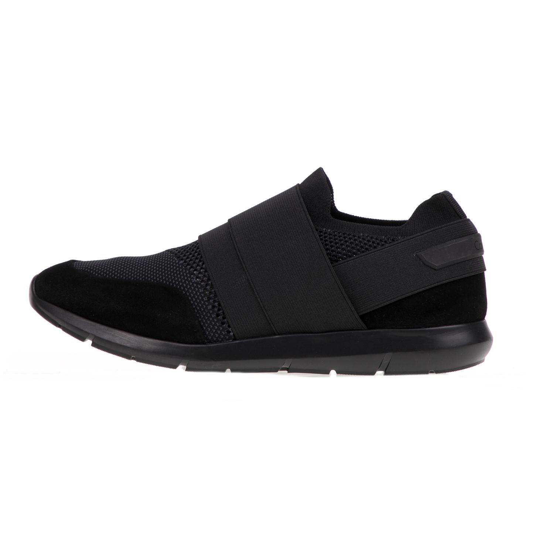 CALVIN KLEIN JEANS – Ανδρικά sneakers SENIOR CALVIN KLEIN JEANS μαύρα