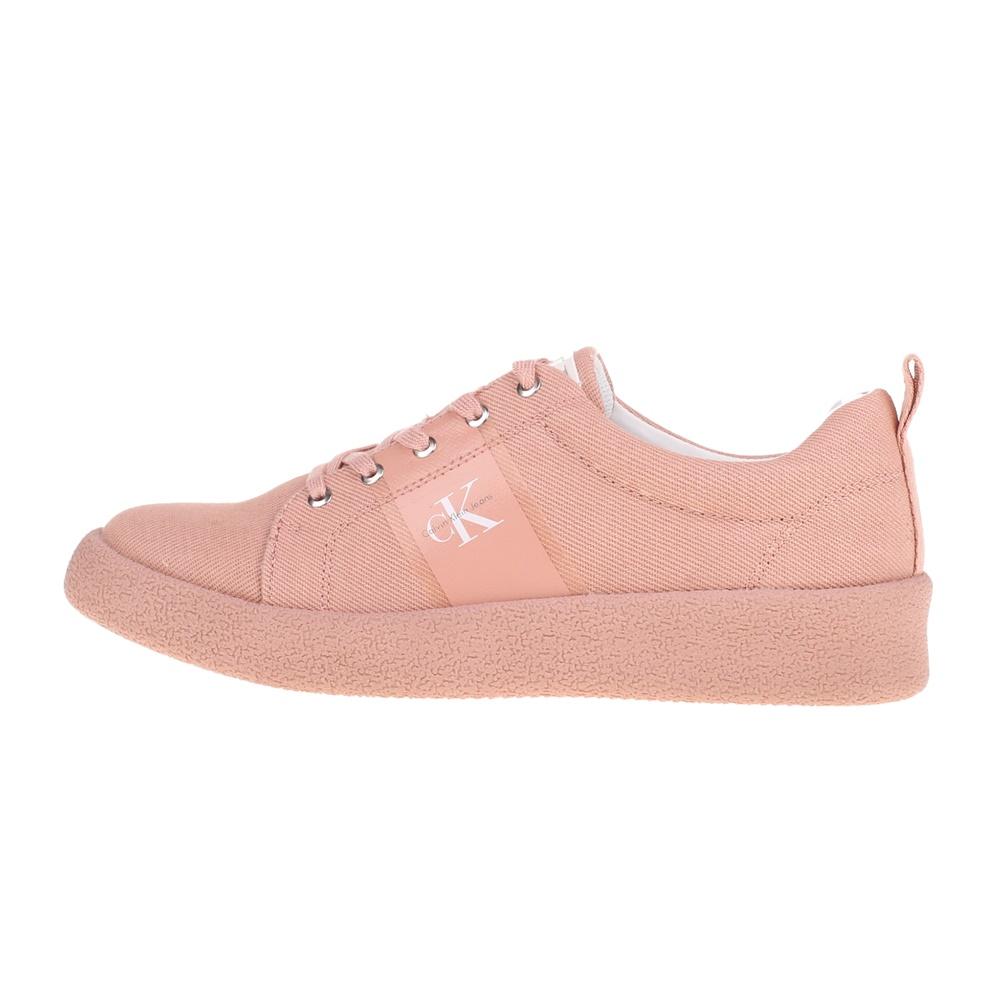 CALVIN KLEIN JEANS – Γυναικεία sneakers GALA CALVIN KLEIN JEANS ροζ