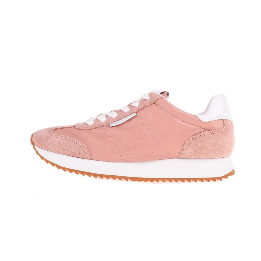 41118ea365c -57% Factory Outlet CALVIN KLEIN JEANS – Γυναικεία sneakers COLETTE CALVIN  KLEIN JEANS ροζ