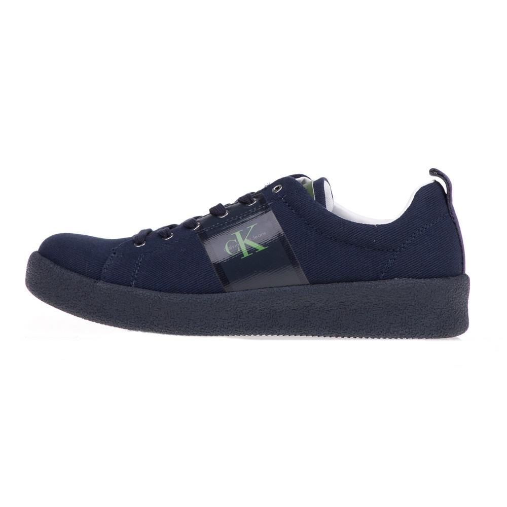 CALVIN KLEIN JEANS – Ανδρικά sneakers GERARDO CALVIN KLEIN JEANS μπλε