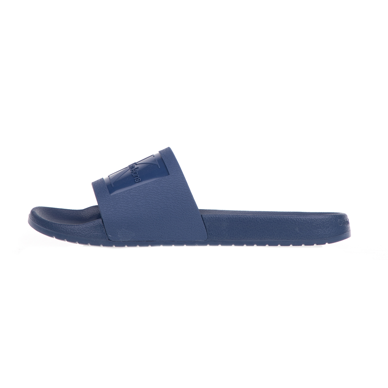 709fa24376 -61% Factory Outlet CALVIN KLEIN JEANS – Ανδρικά slides VINCENZO CALVIN  KLEIN JEANS μπλε