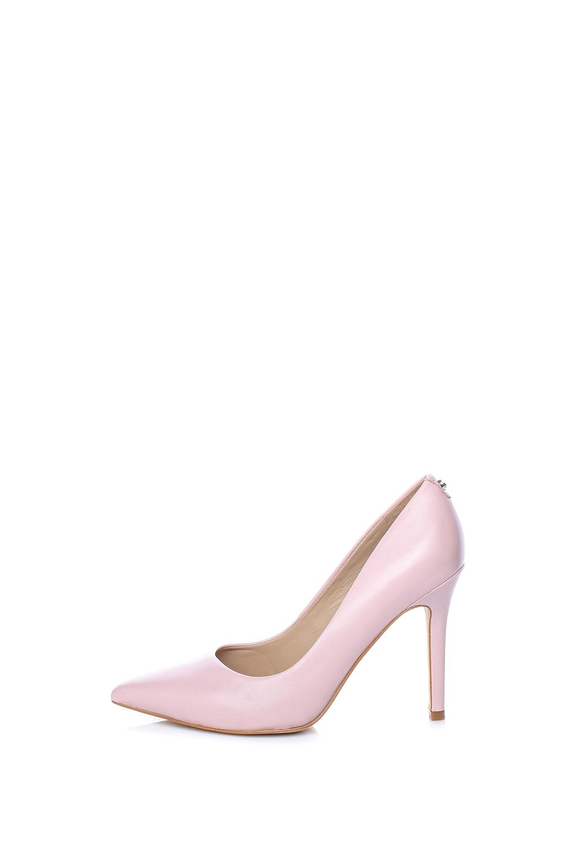 GUESS – Γυναικείες γόβες GUESS BLIX6 ροζ
