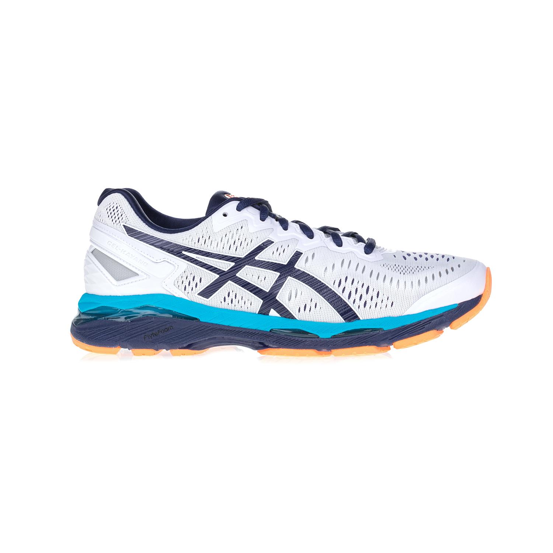 ASICS – Αντρικά αθλητικά παπούτσια ASICS Gel Κayano 23 άσπρα-μπλε