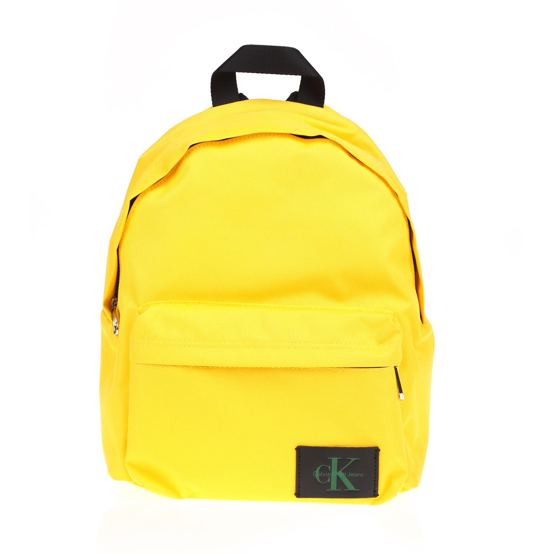 e9135eebba CALVIN KLEIN JEANS - Unisex τσάντα πλάτης Calvin Klein Jeans SPORT  ESSENTIAL κίτρινη