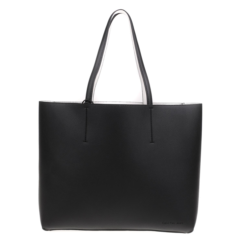 CALVIN KLEIN JEANS - Γυναικεία τσάντα ώμου ULTRA LIGHT CALVIN KLEIN JEANS μαύρο γυναικεία αξεσουάρ τσάντες σακίδια ωμου