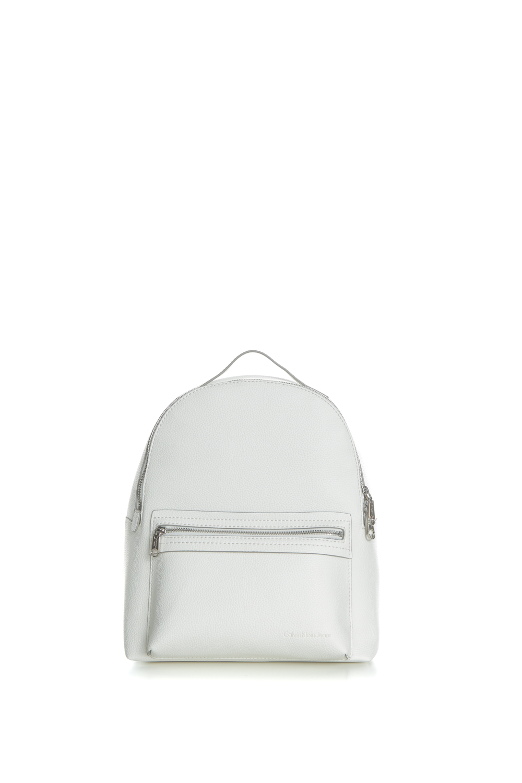 CALVIN KLEIN JEANS - Γυναικεία τσάντα πλάτης Calvin Klein Jeans ULTRA LIGHT λευκ γυναικεία αξεσουάρ τσάντες σακίδια πλάτης