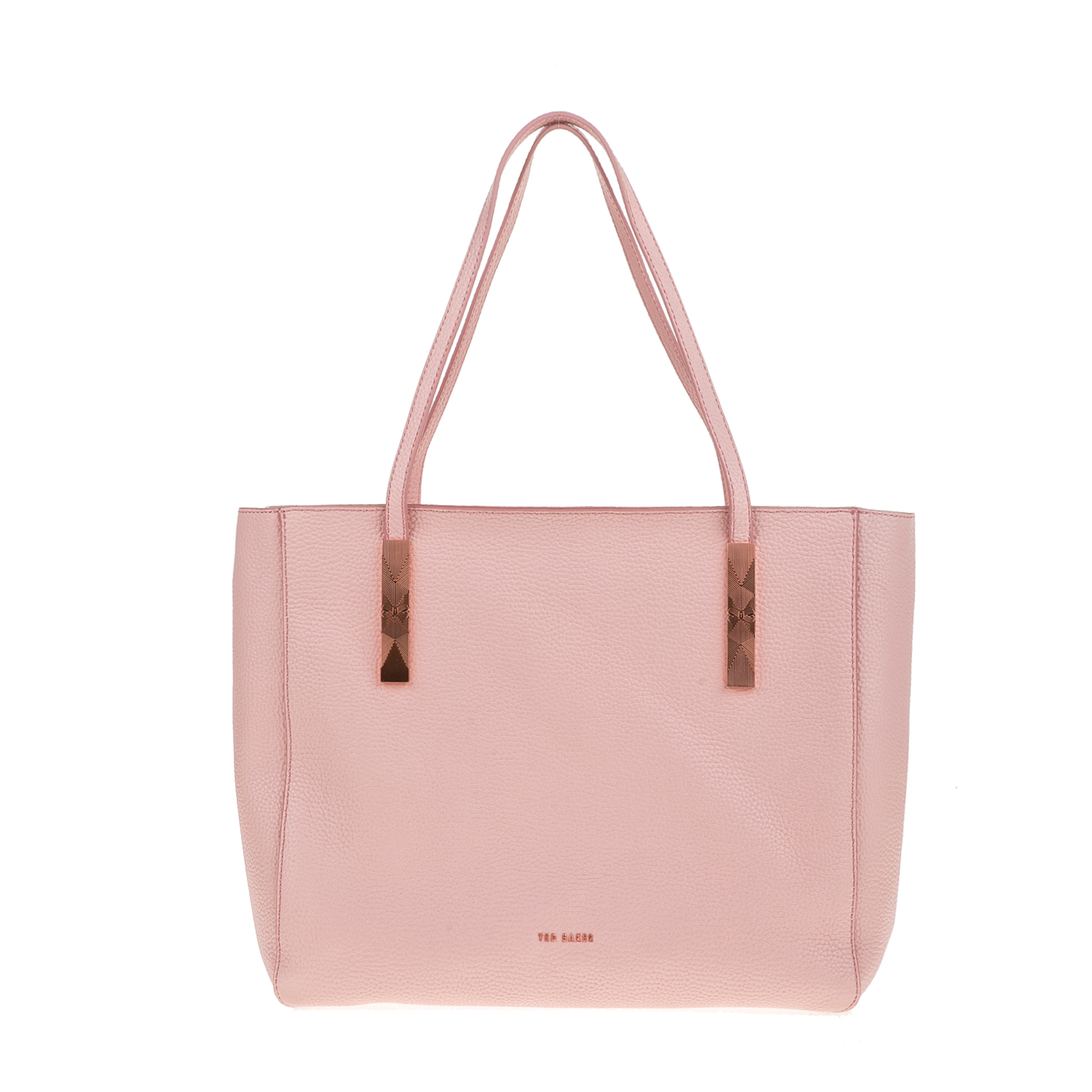 cd97a34978c TED BAKER – Γυναικεία τσάντα ώμου PAIGIE SOFT GRAIN LARGE ZIP TOTE ...