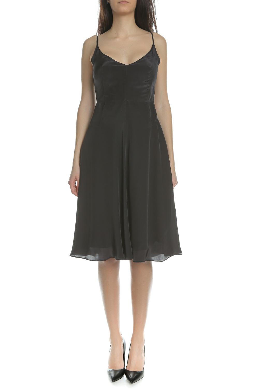 dc4c243b0de2 CALVIN KLEIN JEANS - Γυναικείο φόρεμα CALVIN KLEIN JEANS μαύρο